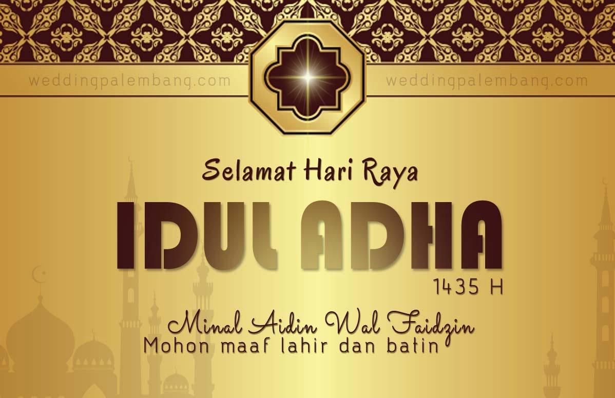 Gambar Kartu Ucapan Idul Adha 1435 H  PUTIKUCOM  Cari