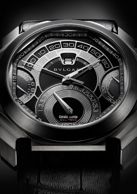Bulgari Octo Chronograph Quadri-Retro