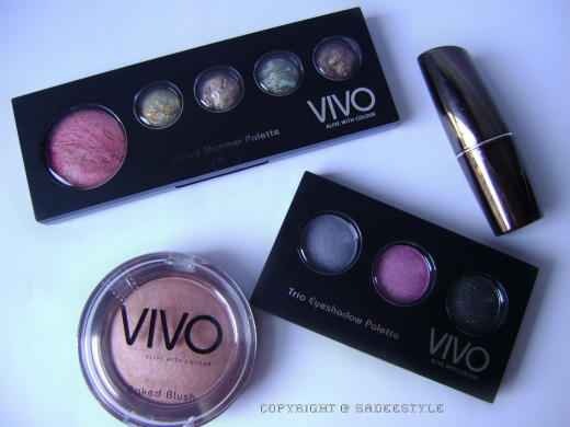 VIVO Cosmetics Haul From Tesco