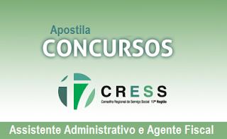 Apostila Cress17 do Espírito Santo.