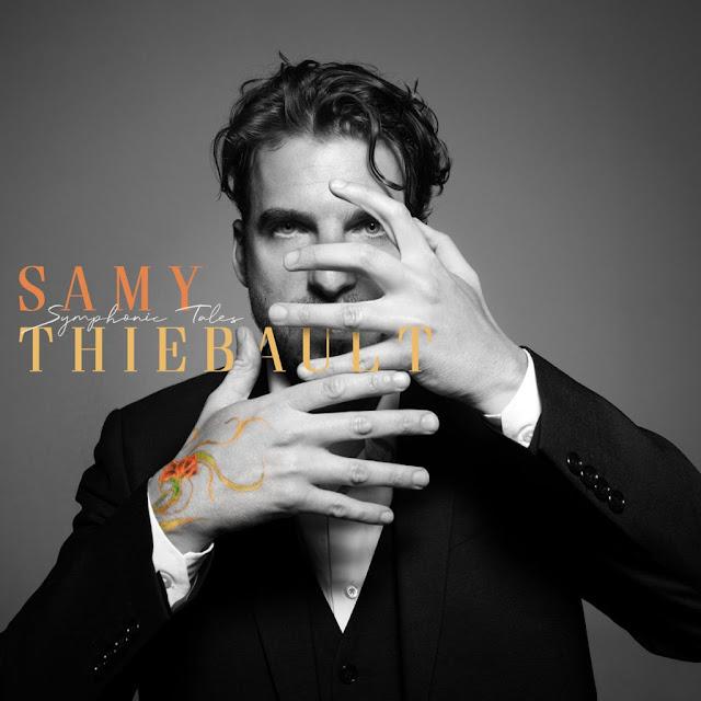 """Samy Thiébault nous emmène comme dans un rêve, au son de son nouvel album """"Symphonic Tales"""""""