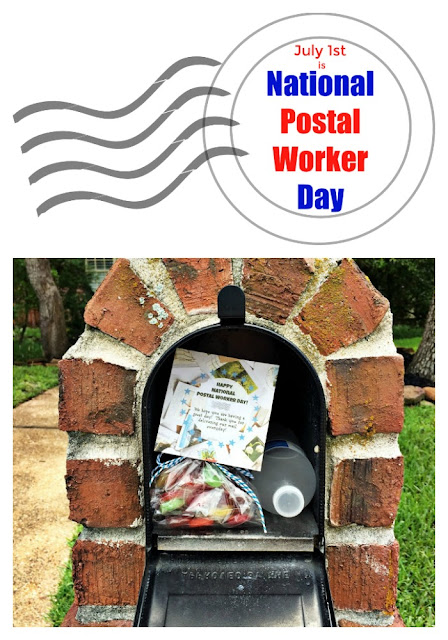 July 1st - National Postal Worker Day