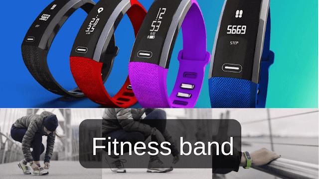 Fitness band- best fitness tracker