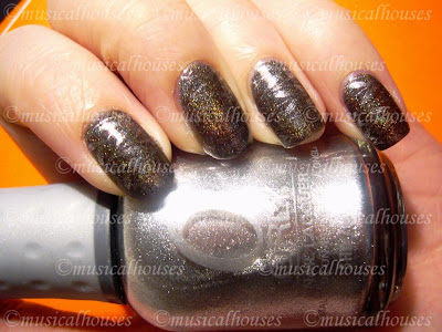 Diamond Cosmetics Chainmail Charm Orly Shine Foil FX