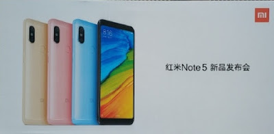 Xiaomi Redmi Note 5 launched in China