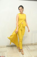 Taapsee Pannu looks mesmerizing in Yellow for her Telugu Movie Anando hma motion poster launch ~  Exclusive 069.JPG