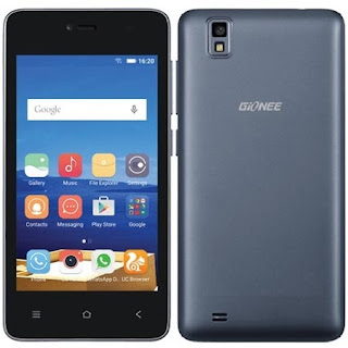 Gionee Pioneer P2M picture and price