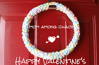 wreaths, Valentine's, DIY, crafts, holiday