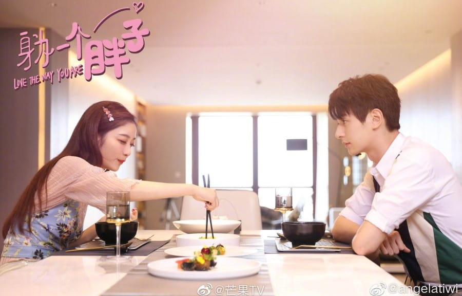 Download Drama China Love The Way You Are Sub Indo Batch