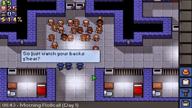 The Escapists PC Games Gameplay