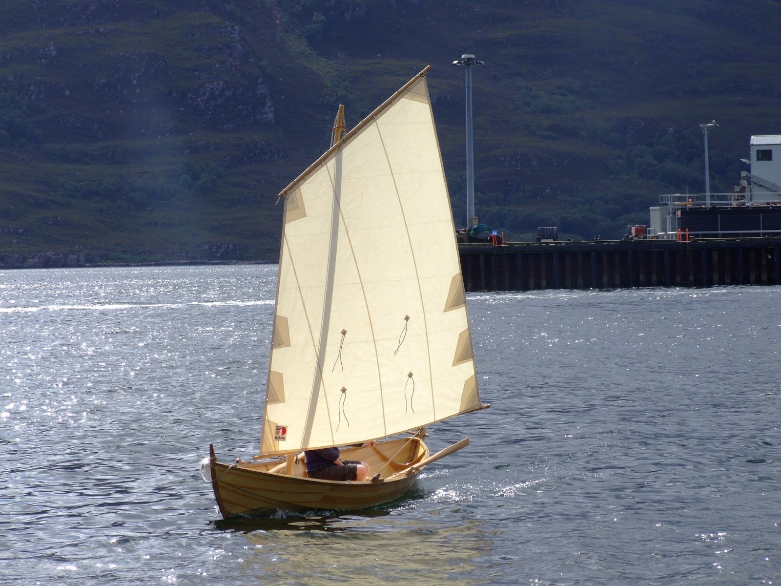 Viking Boats Of Ullapool