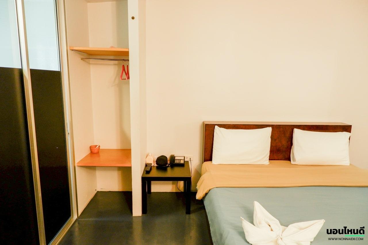 รีวิว!! Z2 Boutique Hotel ที่พักหลักร้อยบางแสน ราคาแค่ 550 บาท/คืน
