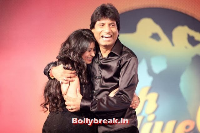 Raju Srivastav and Shika, Meet the Nach Baliye 6 contestants - 2013