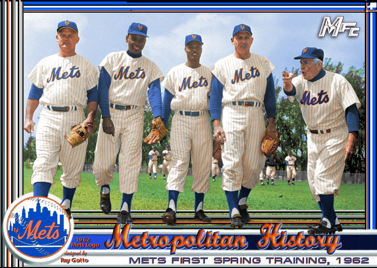 Mets Baseball Cards Like They Ought To Be Mfc Mh Mets First