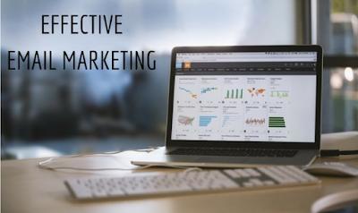 Email markeing giúp lan tỏa nhanh nhiều dự án và tiếp cận nhiều đối tượng hơn.