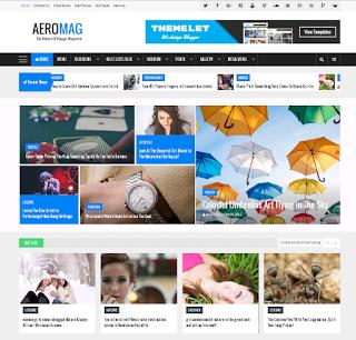 AeroMag V1.2 News Magazine