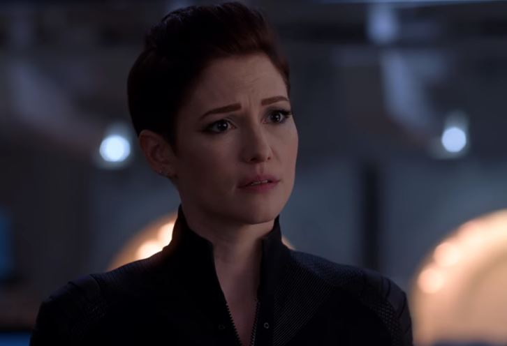 Performers Of The Month - Staff Choice Most Outstanding Performer of May - Chyler Leigh