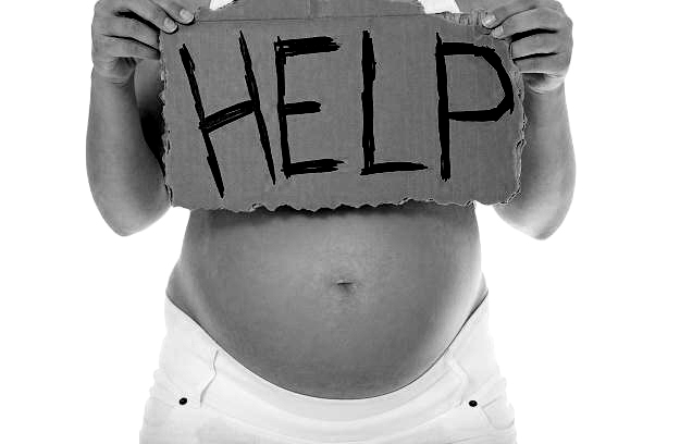 depresja poporodowa baby blues postnatal depression