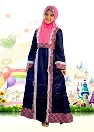 Kumpulan Foto Baju Muslim Anak Perempuan Umur 12 Tahun