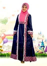 Baju Muslim Anak Perempuan Umur 12 Tahun