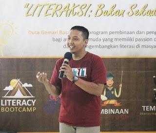 perkembangan komunitas dan TBM para Duta