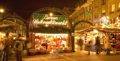 Natale turismo svizzera