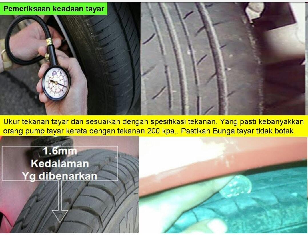TIPS PENJAGAAN KERETA AUTO, MANUAL UNTUK PERJALANAN JAUH