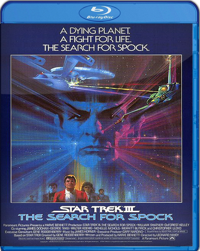 Star Trek III: The Search for Spock [1984] [BD25] [Latino]