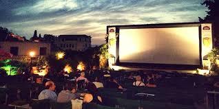 Γιάννενα: Θερινό Σινεμά Στο Πλάτανο