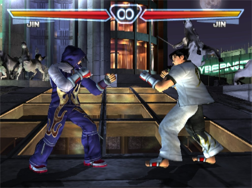 Tekken 4 скачать psp