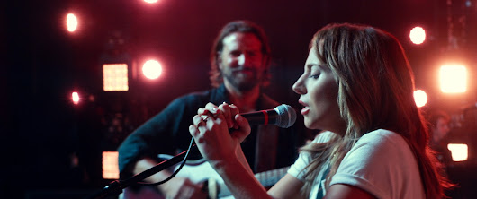 Lady Gaga shines in her first lead role in 'A Star is Born'