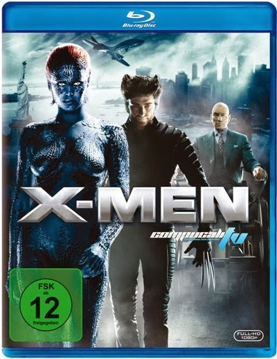 X-Men 1 (2000) HD 1080p Latino