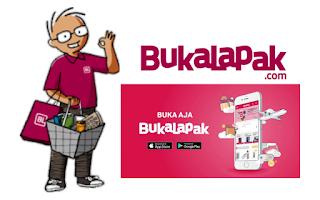 Tentang situs ecommerce mobile market bukalapak