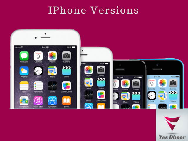 iphone versions image