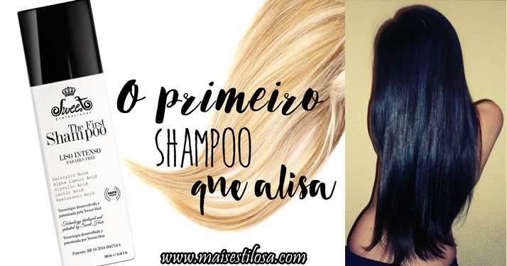 shampoo que alisa