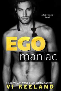 Egomaniac, novo livro de Vi Keeland