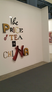 The Price of Tea in China