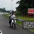 'Marah tak dapat paw, dia cuba nak tendang kereta' - Hati-hati, kaki paw di kawasan Tol Bukit Beruntung