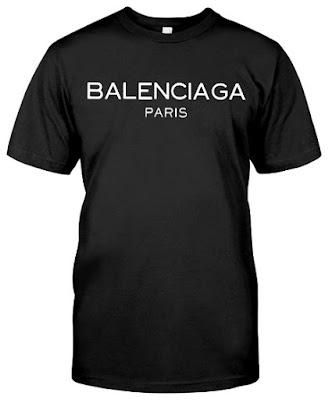 Balenciaga Paris T Shirts Hoodie Sweatshirt Sweater