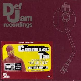 Caddillac Tah – Just Like A Thug (Promo CDS) (2001) [CD] [FLAC]