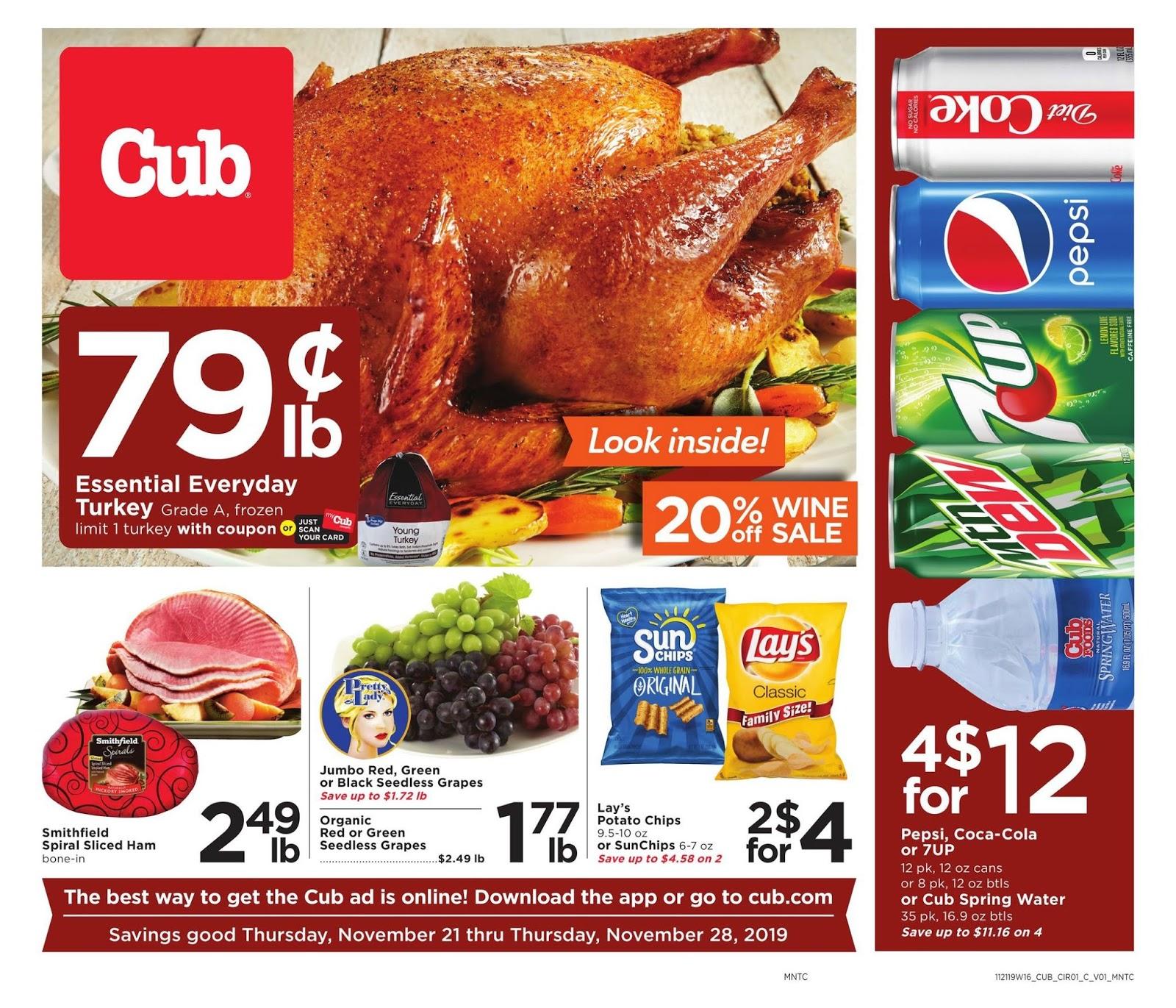 Cub Foods Weekly Ad
