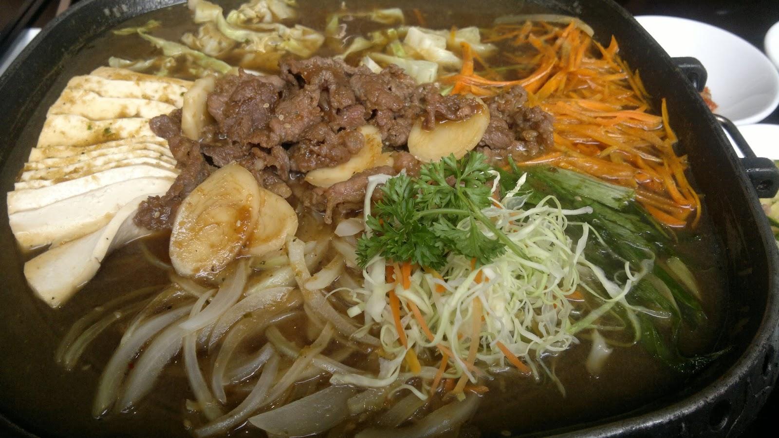 Grilled Korean Rice Cake