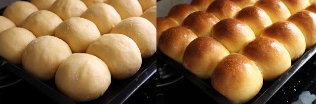 番薯小面包