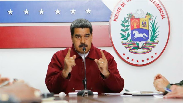Maduro promete respuesta contundente a saboteadores eléctricos