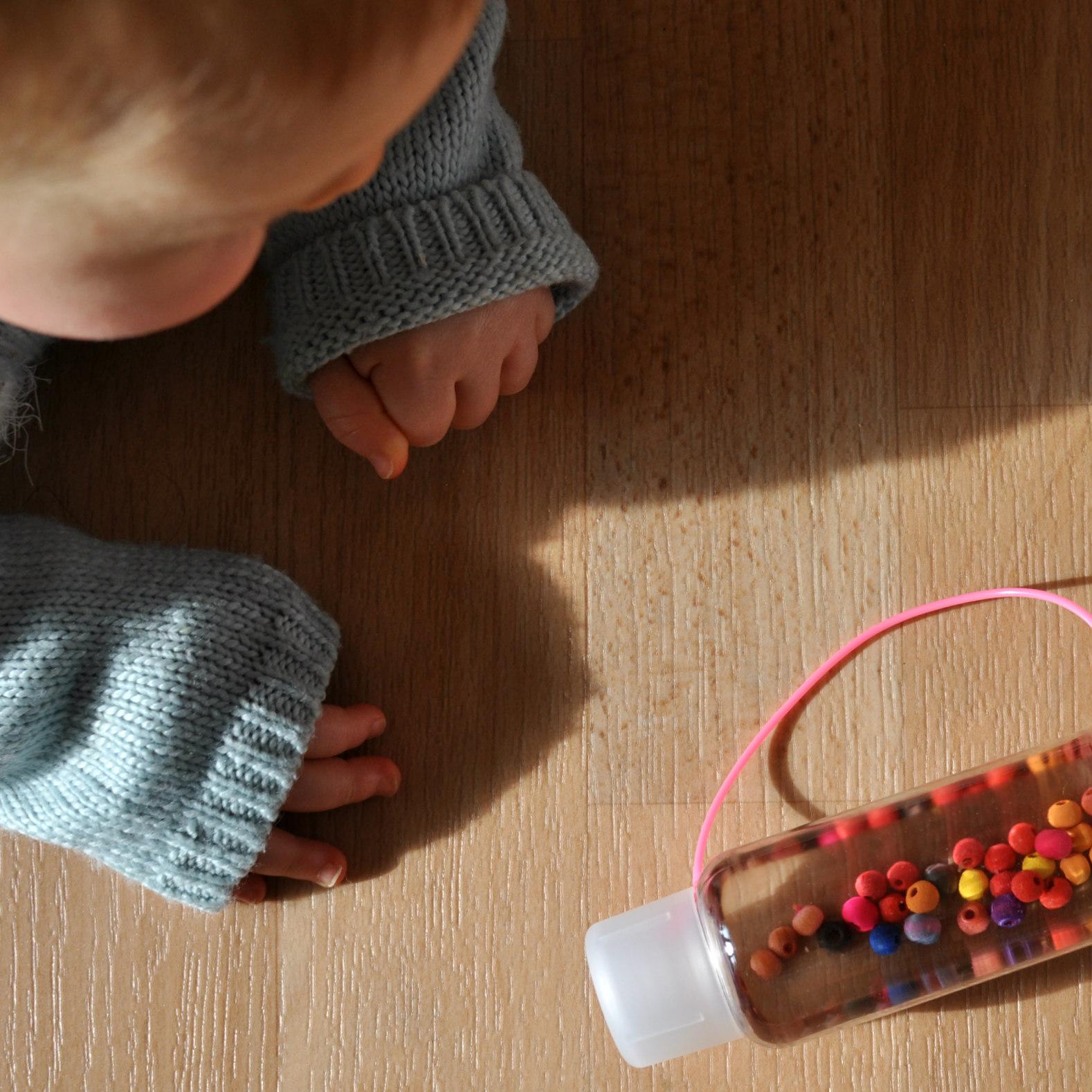 Verflixter alltag ideen mittwoch babyspielzeug selber