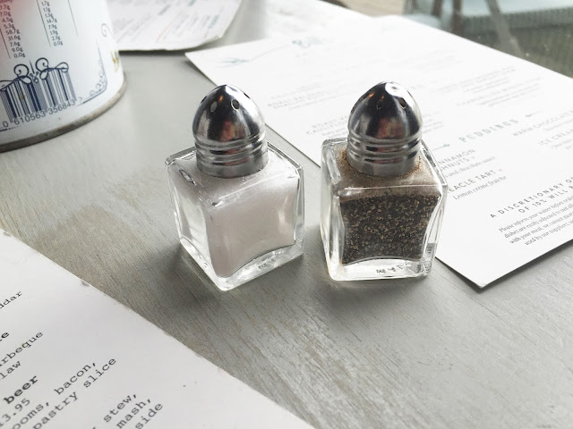 Bills Salt and Pepper