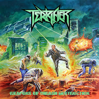 "Terrifier - ""Weapons of Thrash Destruction"""