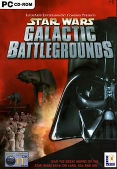 STAR WARS Galactic Battlegrounds + Expansión PC Full