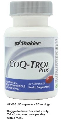 Fungsi dan Kebaikkan CoQTrol Plus - Tenaga Sel