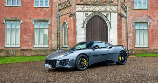Lotus Evora Sport 410 GP Edition 2018